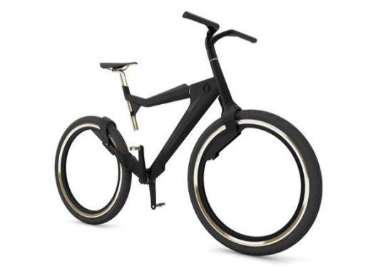 Футуристический велосипед Hybrid City Bike