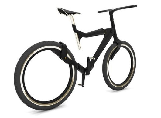 Концептуальный велосипед Hybrid City Bike