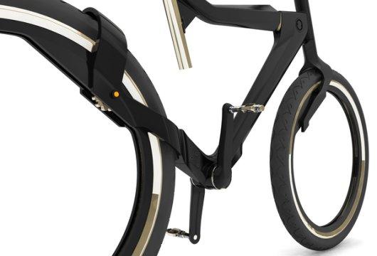 Городской велосипед Hybrid City Bike