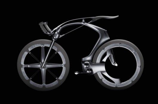 Гоночный велосипед B1K от Peugeot