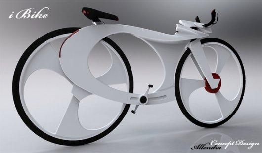 Велосипеда с док-станцией для iPod