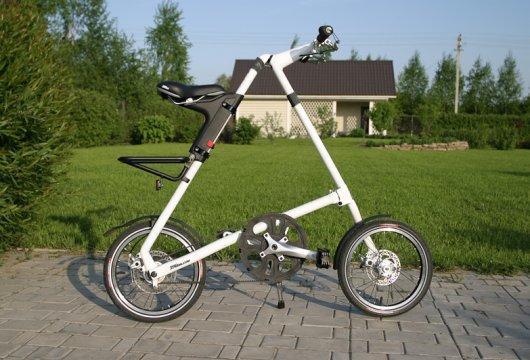 Складной мини-велосипед Strida