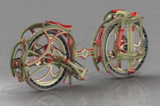 Складной велосипед Dubike