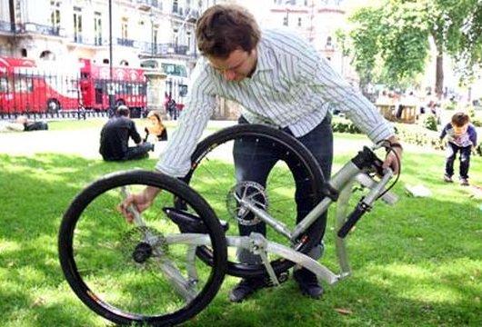 Складной велосипед Contortionist