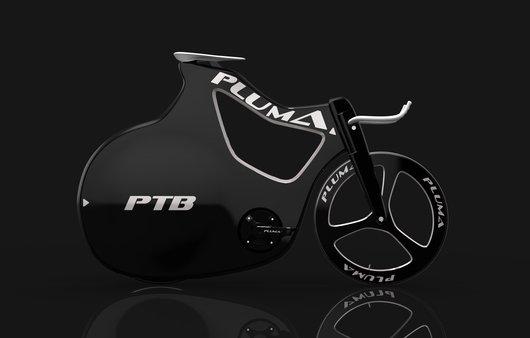Профессиональный велосипед Pluma