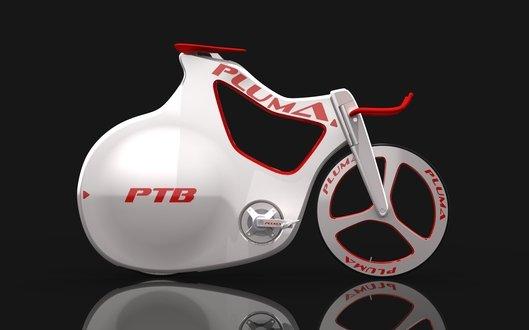 Спортивный трековый велосипед Pluma
