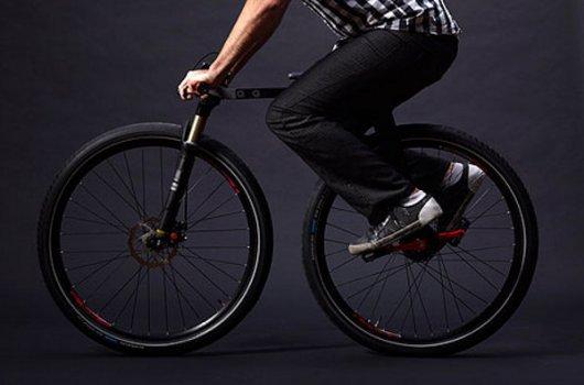 Укороченный велосипед