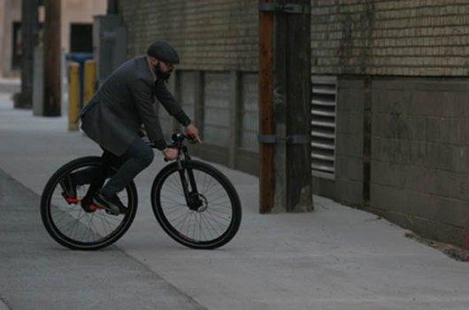 Короткий велосипед