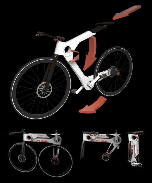 Складной велосипед Urban Street Bike
