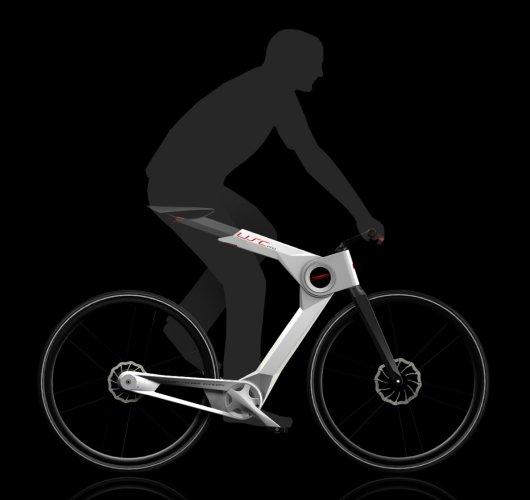 Городской велосипед Urban Street Bike