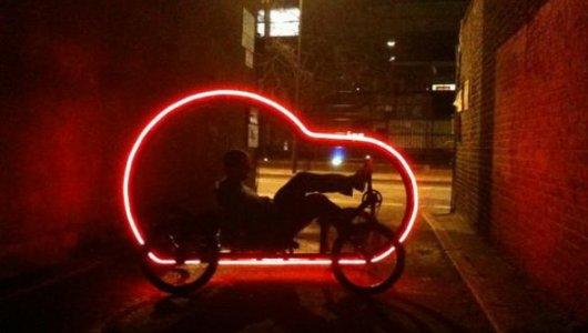 Арт-велосипед Artikcar