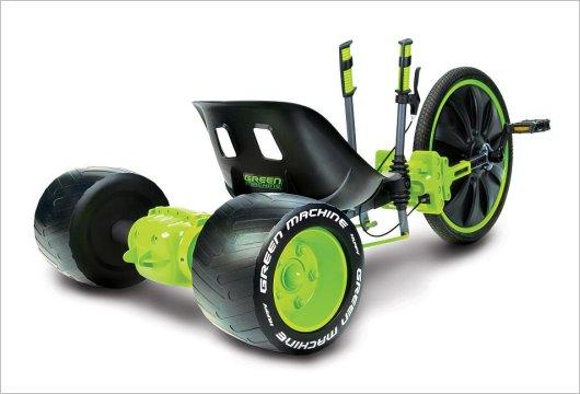 Велосипед для ребенка Huffy Green Machine