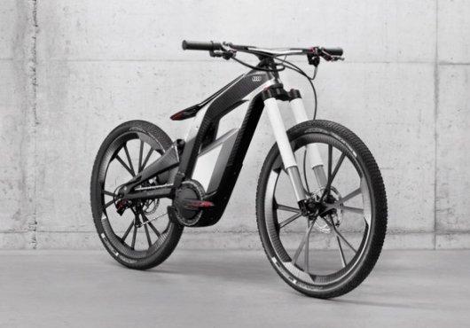 Электровелосипед Audi E-Bike