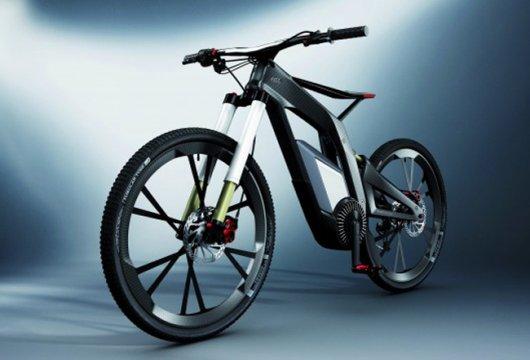 Электрический велосипед Audi E-Bike