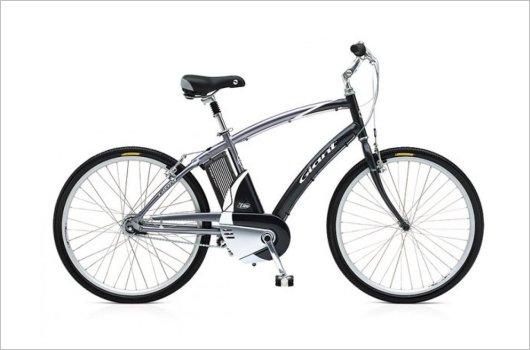 Электровелосипед Giant Lite с двигателем Panasonic