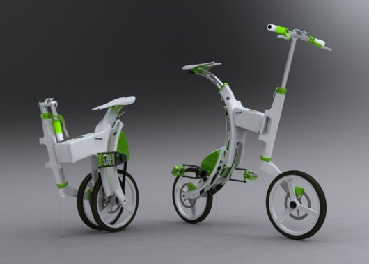 Электровелосипед GrassHopper