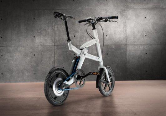 Велосипед с электромотором Pedelec
