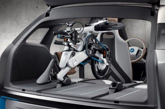 Минискутер Pedelec от BMW