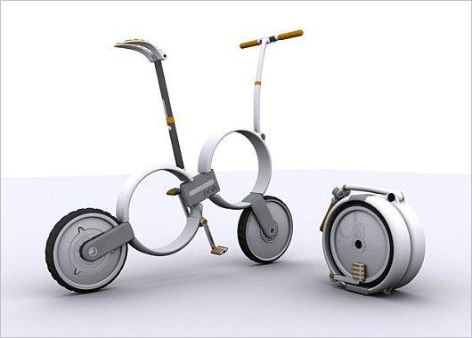 Концептуальный велосипед One