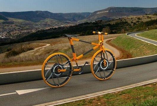 Складной велосипед Urban Bicycle