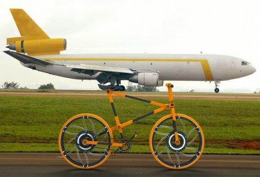 Компактный велосипед Urban Bicycle