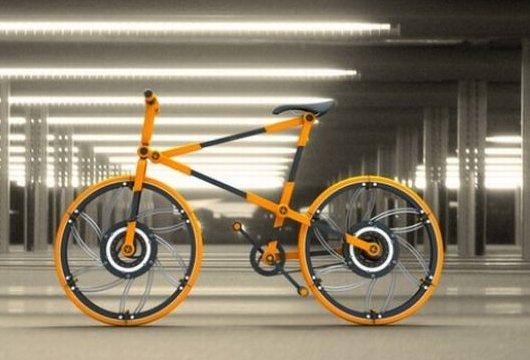 Разборный велосипед Urban Bicycle