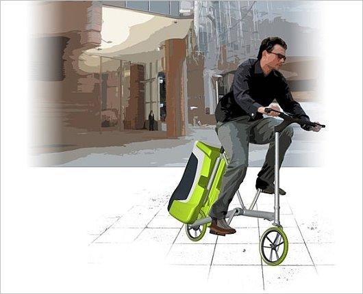 Сумка-велосипед Everglide