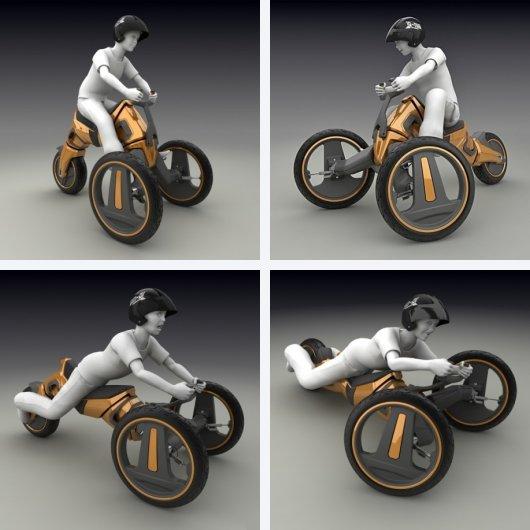Трицикл-трансформер