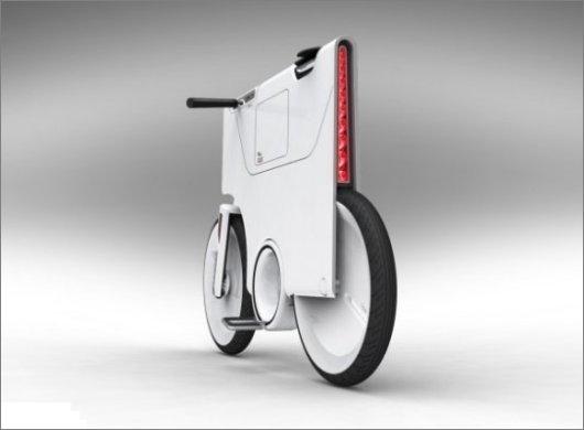 Велосипед с электродвигателем VER2