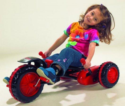 Детский веломобиль Power Drifter BIG