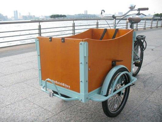 Грузовой велосипед Cargo Bicycle