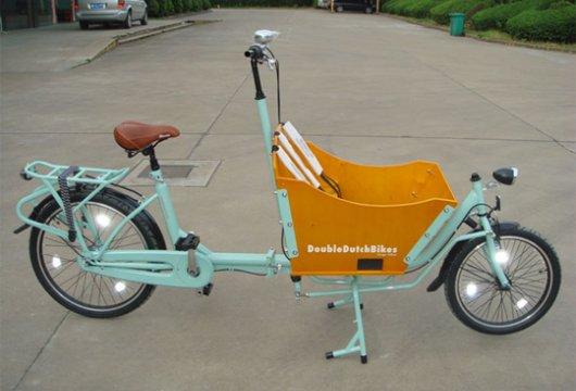 Грузо-пассажирский велосипед Cargo Bicycle