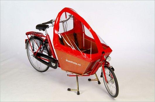 Велосипед для перевозки детей