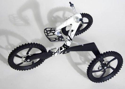 Велосипед для инвалидов El Tucura