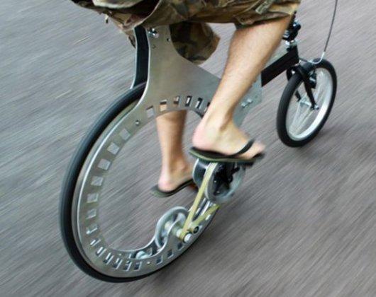 Велосипед Лунатик