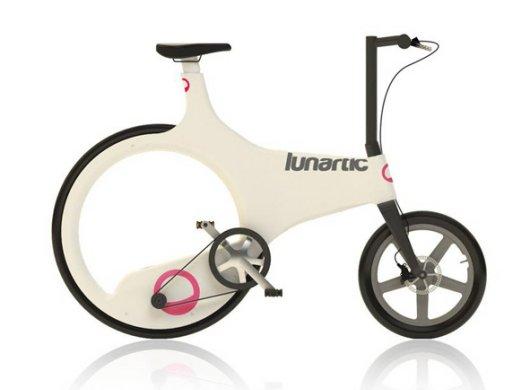 Велосипед Lunartic