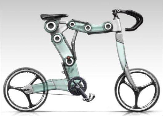 Велосипед на вырост