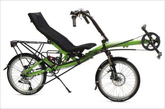 Folding bike GrassHopper