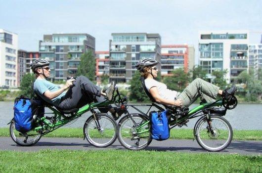 Складной велосипед GrassHopper