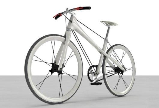Велосипед на ниточке