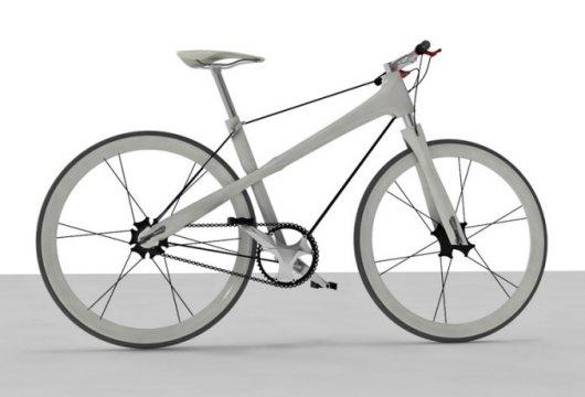 Wire Bike Concept