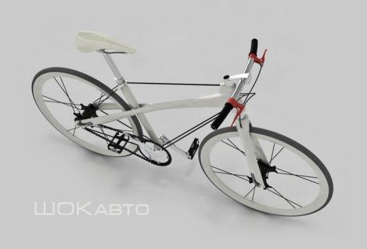Wire Bike by Ionut Prodescu
