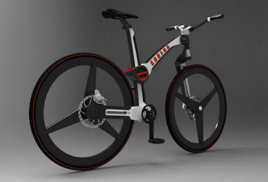Городской велосипед Sorena
