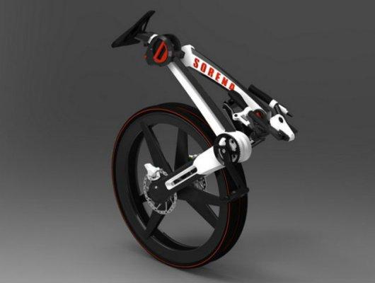 Складной велосипед Sorena