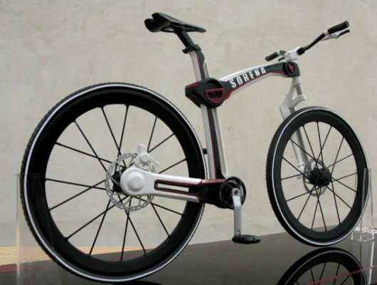 Sorena Folding Bike