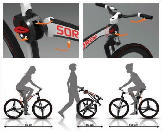 Инструкция по сборке велосипеда Sorena