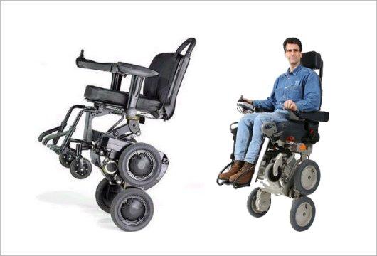 Инвалидная кресло iBOT с мотором