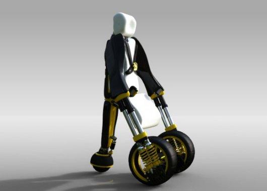 Инвалидная коляска Modiv с электроприводом