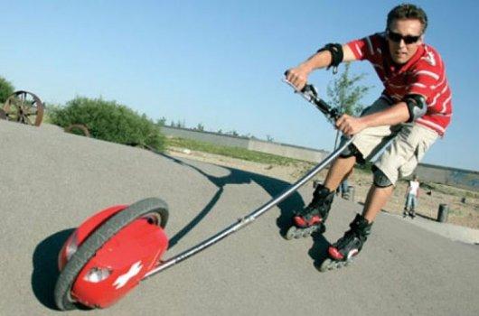 Электрический минитрицикл EasyGlider