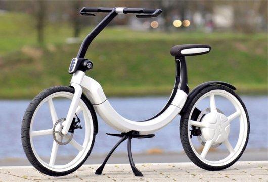 Велосипеды с электрическим мотором